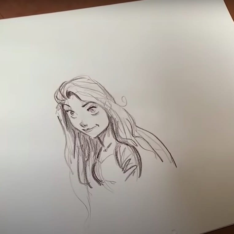 Swing Into a New Hobby by Learning to Draw Rapunzel From Tangled!