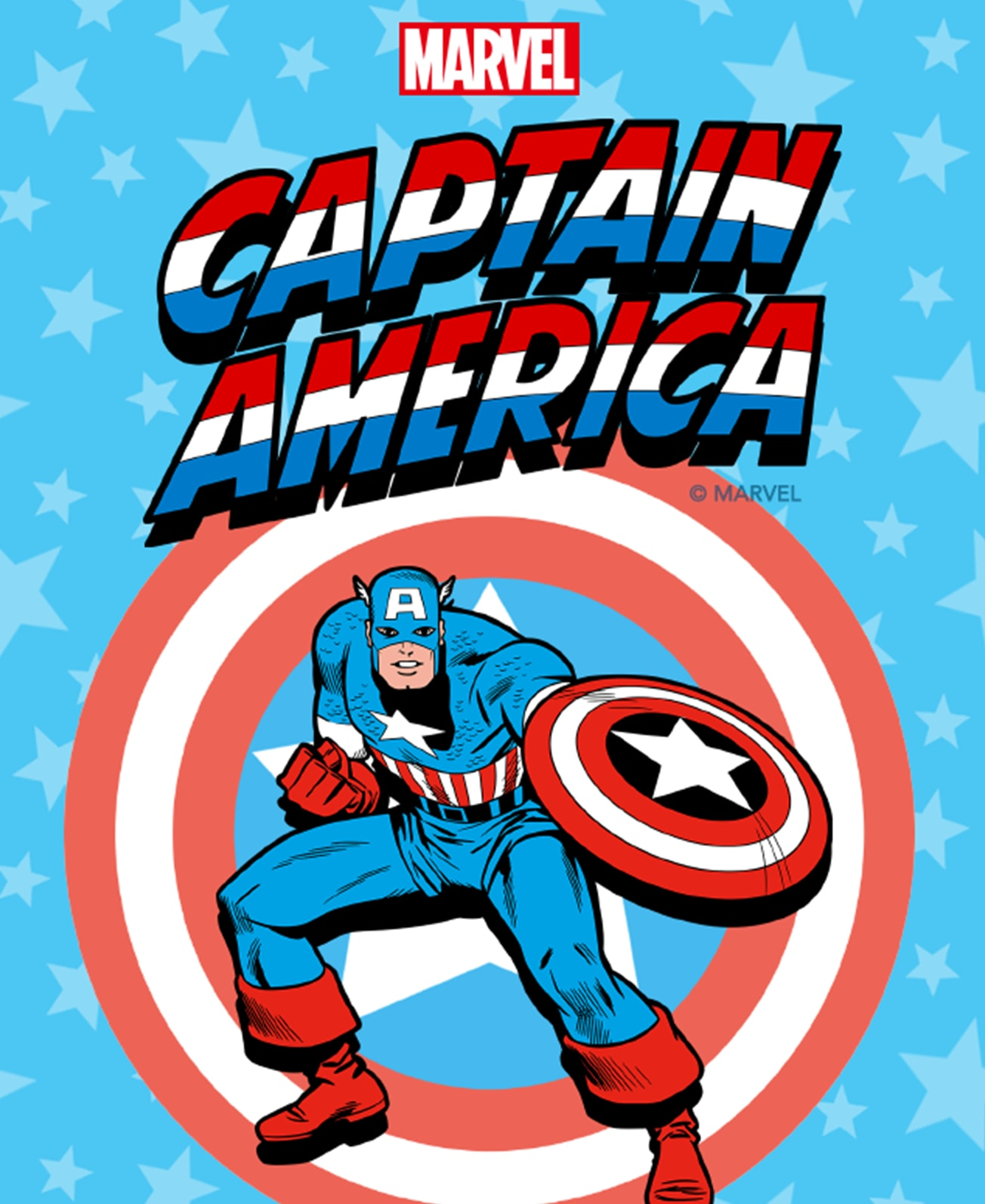 Captain America theme | Homepage