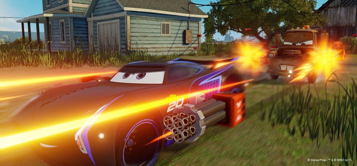 Cars 3: Driven to Win | Disney LOL