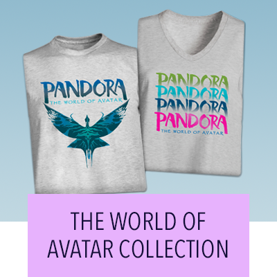 Pandora - The World of Avatar Collection
