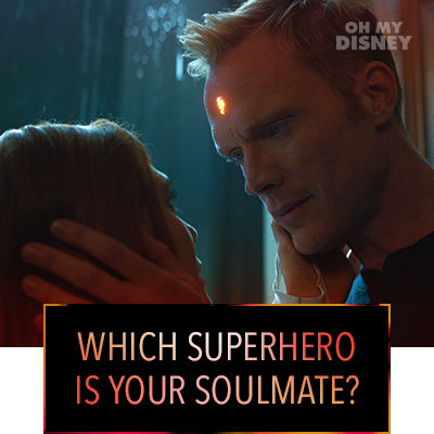 Which Superhero is your Soulmate?