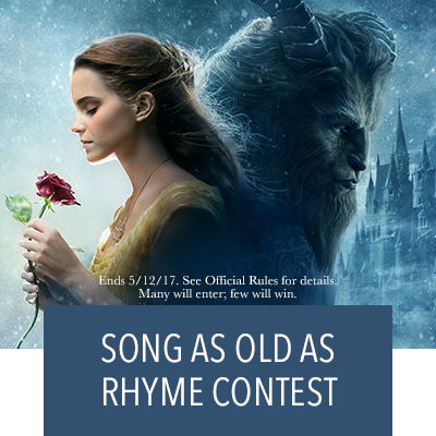 Song As Old As Rhyme Contenst
