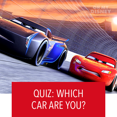 QUIZ: Which Car Are You?