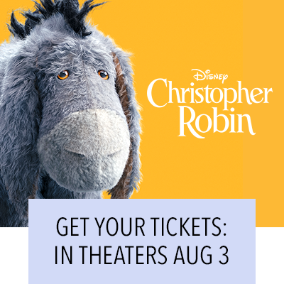 Christopher Robin - Get Tickets