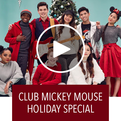 Club Mickey Mouse Holiday Special