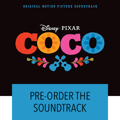 Pre-Order the Coco Soundtrack