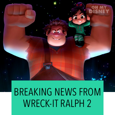 TARAJI P. HENSON WILL VOICE A CHARACTER IN WRECK-IT-RALPH 2 WHO NAME-DROPS OH MY DISNEY!