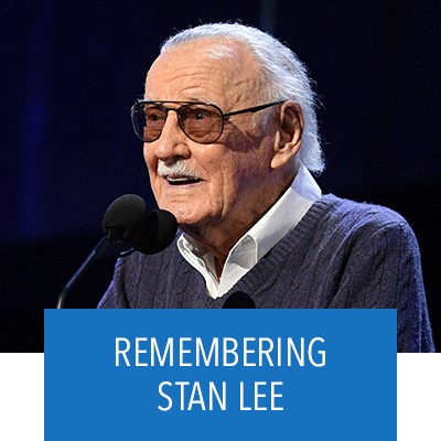 Hero Stream - Remembering Stan Lee