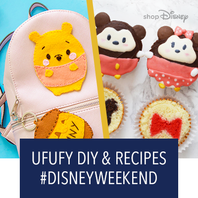 Create Some Ufufy-Inspired Fun This #DisneyWeekend
