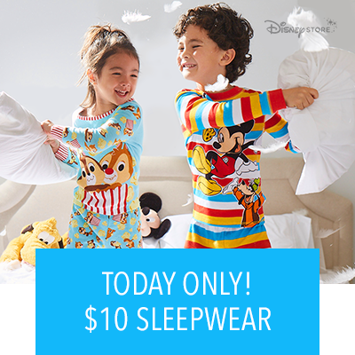 One Day Only! Sleep Sale $10