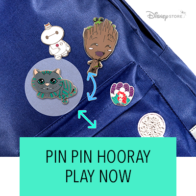 Pin Pin Hooray!