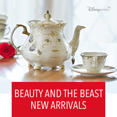 Beauty and the Beast Shop
