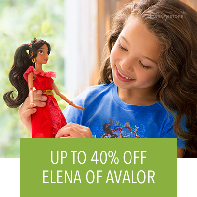Up To 40% Off on Elena of Avalor