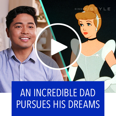 How One Dad Turned a Hobby into a Career Through Disney Dresses | Designing Disney by Disney Style
