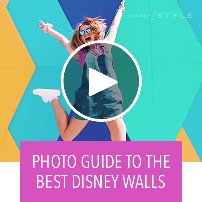 Photo-worthy Disney Walls | News by Disney Style