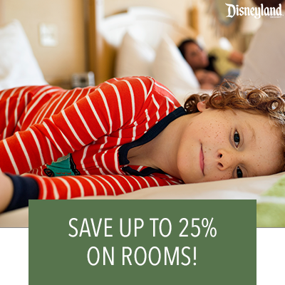 Save Up to 25% on Rooms!