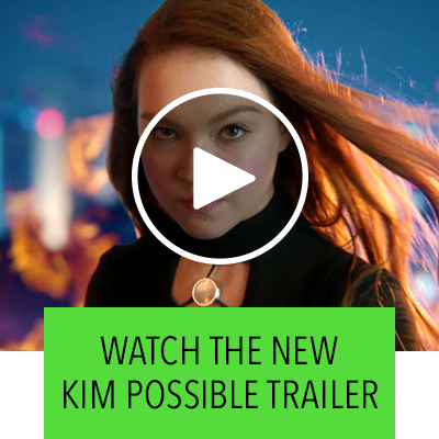 Watch the new trailer for Kim Possible