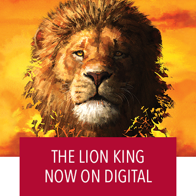 The Lion King Now On Digital