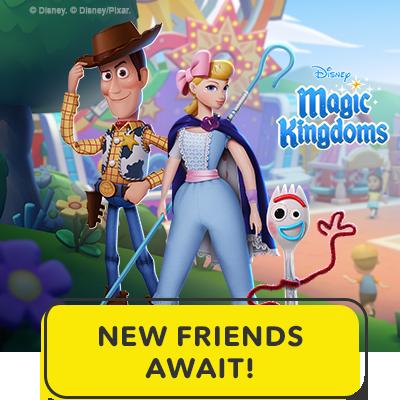 Hero Stream - Magic Kingdom - Toy Story 4