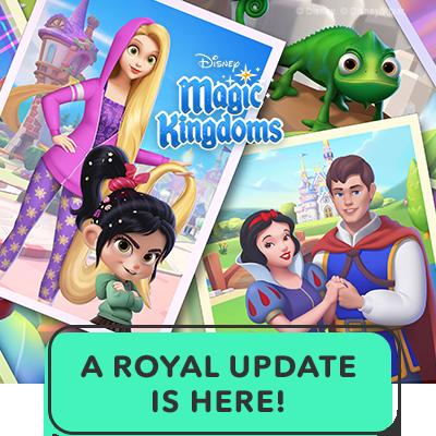 Hero Stream - Magic Kingdom - Snow White