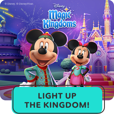 Hero Stream - Magic Kingdoms - Lunar New Year
