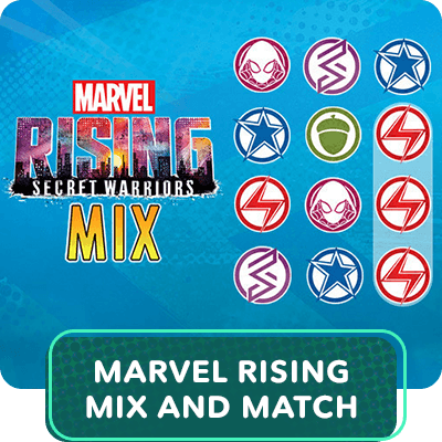 Marvel Rising - Marvel Rising Mix