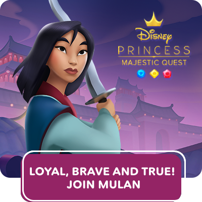 Disney Princess - Magestic Quest App