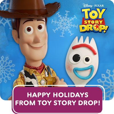 Hero Stream - Toy Story Drop! - Toy Story