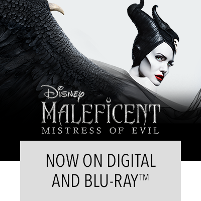 Maleficent: Mistress of Evil | Now on Digital and Blu-ray
