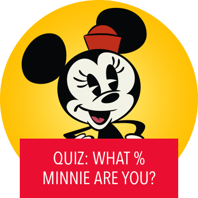 QUIZ: WHAT % MINNIE ARE YOU?