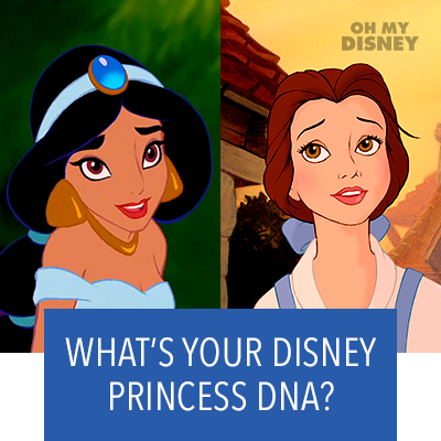 Quiz: What's Your Disney Princess DNA