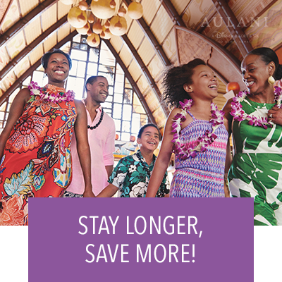 Book Early & Save  Save up to 30% on 5-Night Stays