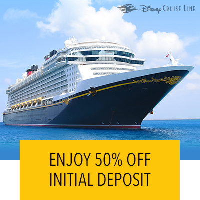 Enjoy 50% Off Initial Deposit