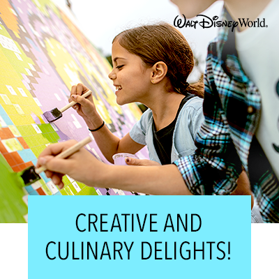Festival of Creative & Culinary Delights