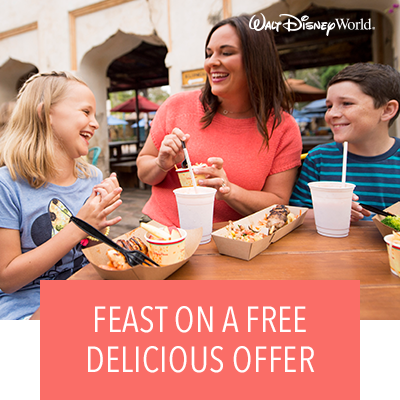 Feast on a Delicious Offer – It's FREE!