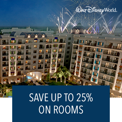 Save Up to 25% on Rooms