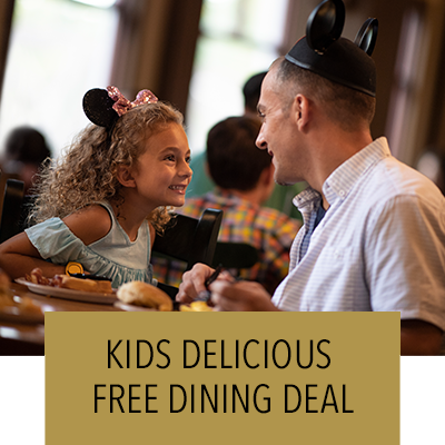 FY20 Q3/4 Kid's Free Dine Offer
