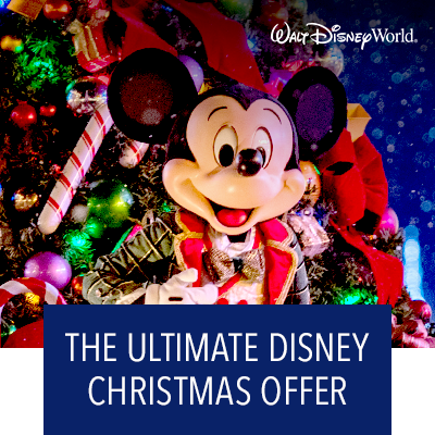 The Ultimate Disney Christmas Offer