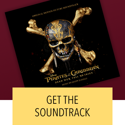 Hero Stream - Pirates of the Caribbean - Soundtrack