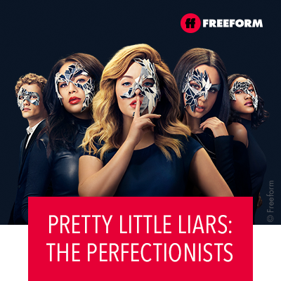 Hero Stream - FreeForm - Pretty Little Liars