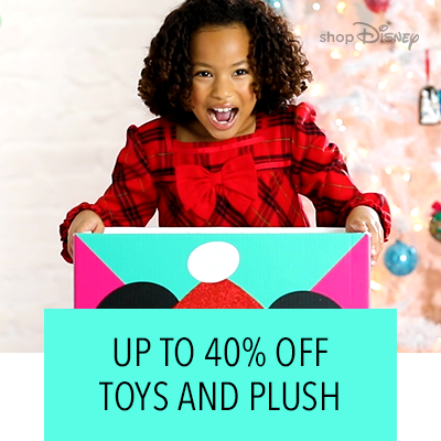 Up to 40% Off Toys & Plush