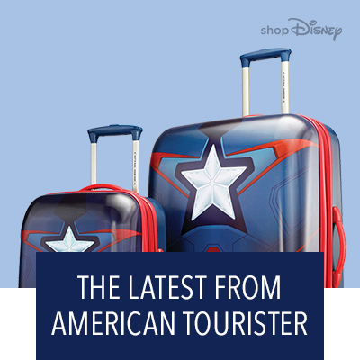 Roll with the Latest from American Tourister