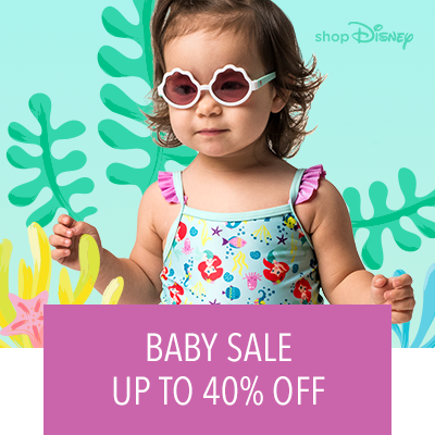 Baby Sale Up to 40% Off