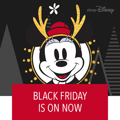 Hero Stream - ShopDisney - Black Friday