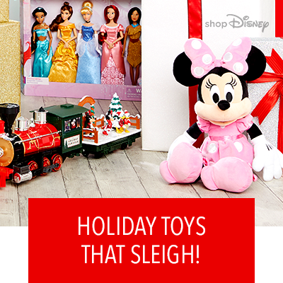 Holiday Toys That Sleigh