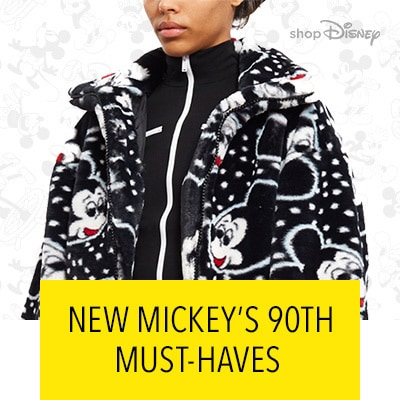 NEW MICKEY'S 90TH MUST-HAVES