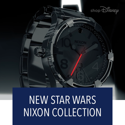 NEW STAR WARS NIXON COLLECTION