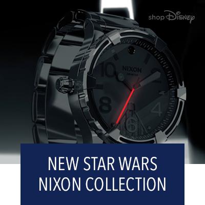 NEW STAR WARS NIXON COLLECTION