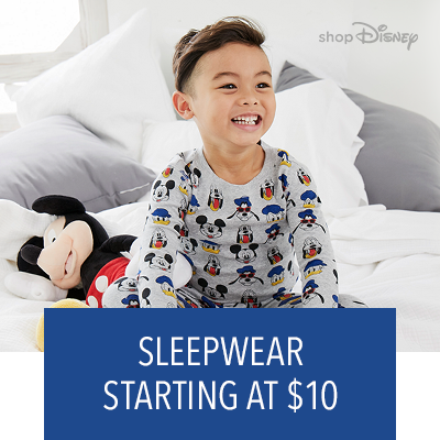 Sleepwear Starting at $10
