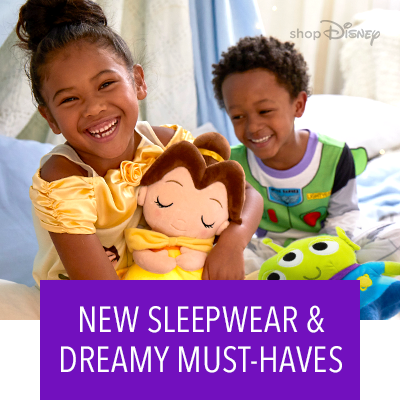 Hero Stream - shopDisney - New Sleepwear July 12